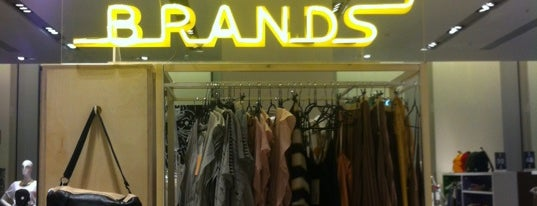 Trends Brands For Friends is one of Москва: Открытия 2012 года.