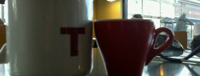 Thatcher's Coffee is one of Must-visit Hot Spots in Vancouver.