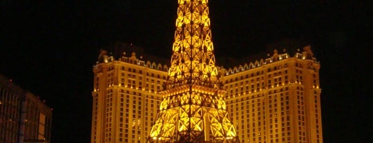Paris Hotel & Casino is one of Come Back Later.