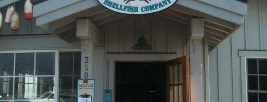 Santa Barbara Shellfish Co. is one of Annieさんの保存済みスポット.