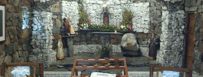 Capilla de Piedra is one of Carlosさんのお気に入りスポット.