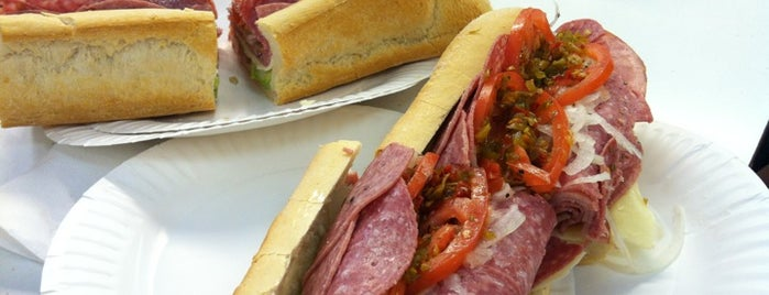 White House Subs is one of A State-by-State Guide to Sandwich Heaven.