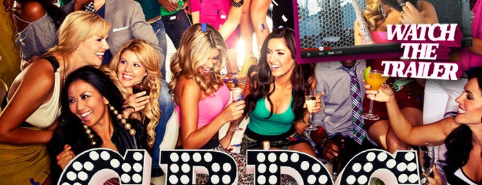 GhostBar Day Club is one of 101 places to see in Las Vegas before your die.