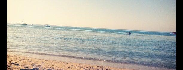 Sarımsaklı Plajı is one of Bizzat gezip,gördüm :).