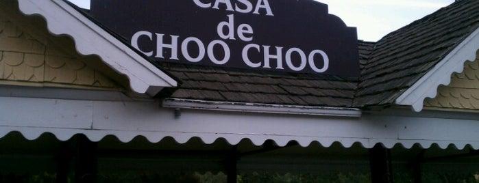 Casa de Choo Choo is one of Orte, die Mark gefallen.