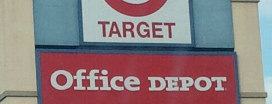 Target is one of Tempat yang Disukai Paulina.