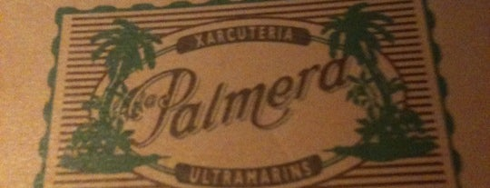 La Palmera is one of Comidos BCN 1.