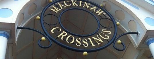 Mackinaw Crossings is one of Orte, die Dave gefallen.