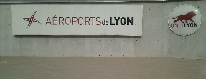 Aeroporto de Lyon Saint-Exupéry (LYS) is one of Airports in Europe, Africa and Middle East.