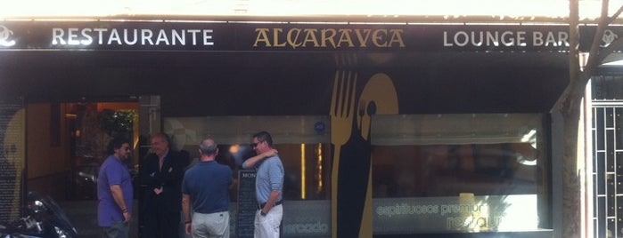 Alcaravea is one of MADRID.