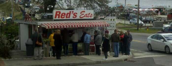 Red's Eats is one of Maine.