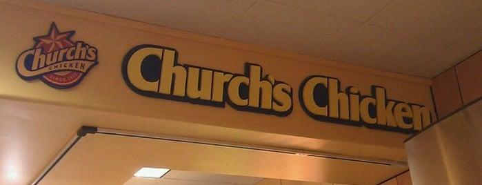 Church's Chicken is one of Victor: сохраненные места.