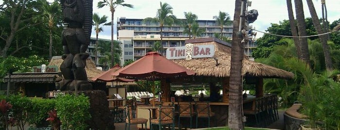 Tiki Bar is one of Maui Eats and places to go.