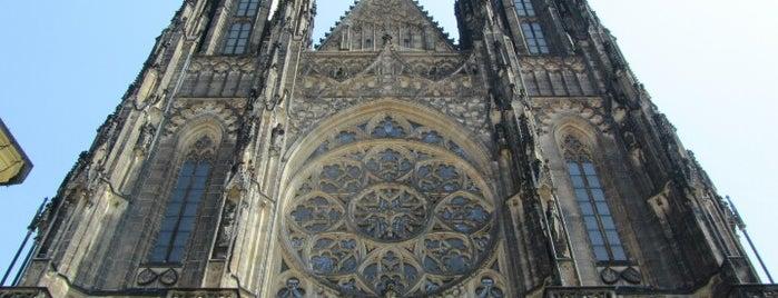 Veitsdom is one of StorefrontSticker #4sqCities: Prague.