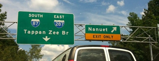 Nanuet, NY is one of Nicholasさんのお気に入りスポット.