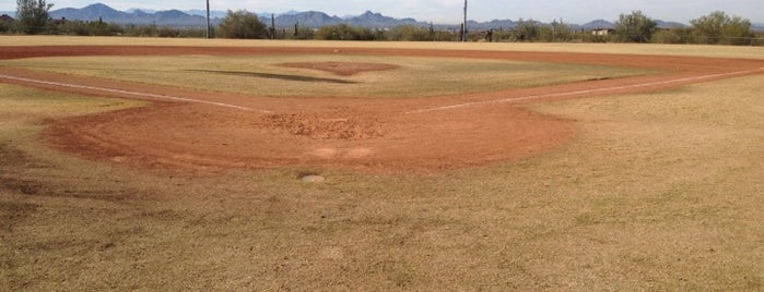 Copper Ridge Baseball Fields is one of Lugares favoritos de Jonathan.