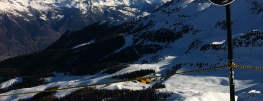 Pila Ski Area is one of Dove sciare.