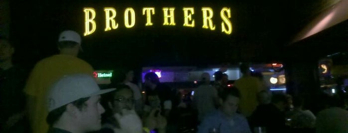 Brothers Bar & Grill is one of Iowa City Barmaster.