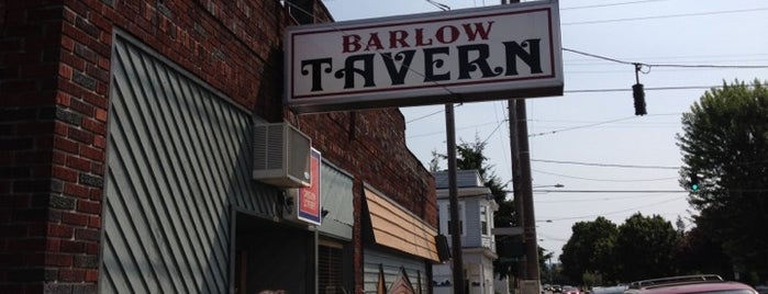 Barlow Tavern is one of Bars I've Been To.