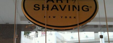 The Art of Shaving is one of Orte, die Sunjay gefallen.
