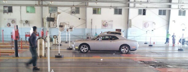 Motor Vehicle Periodic Inspection is one of Sevgin 님이 좋아한 장소.