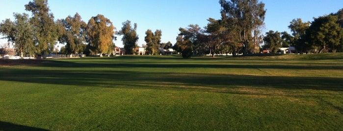 Glen Lakes Golf Course is one of Tempat yang Disimpan Thomas.