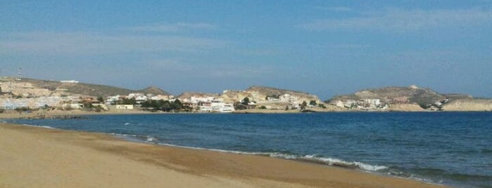 San Juan De Los Terreros is one of Tempat yang Disukai Víctor.