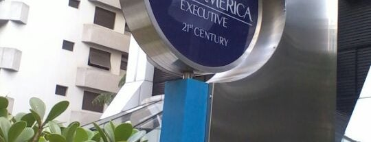 Transamérica Executive 21st Century is one of Tempat yang Disukai Malvina.