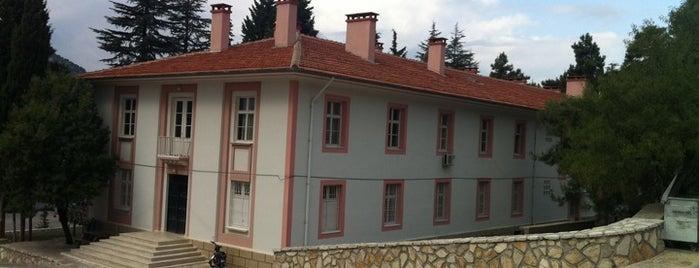 Akseki Hükümet Konağı is one of Yılmaz : понравившиеся места.
