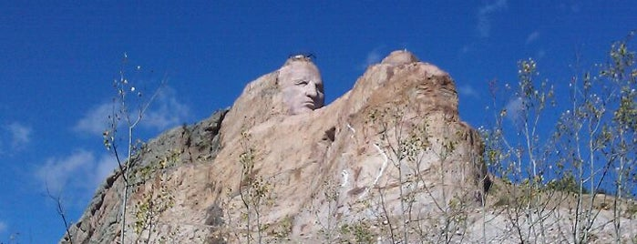 Crazy Horse Memorial is one of Famous Statues Around the World.