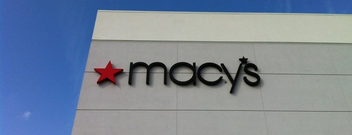 Macy's is one of Lieux qui ont plu à Tammy.