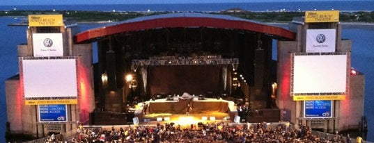Northwell Health at Jones Beach Theater is one of Live Nation Venues.