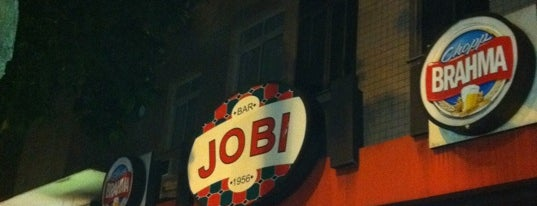 Jobi is one of Botecos cariocas.