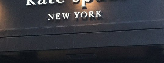 Kate Spade is one of NY.