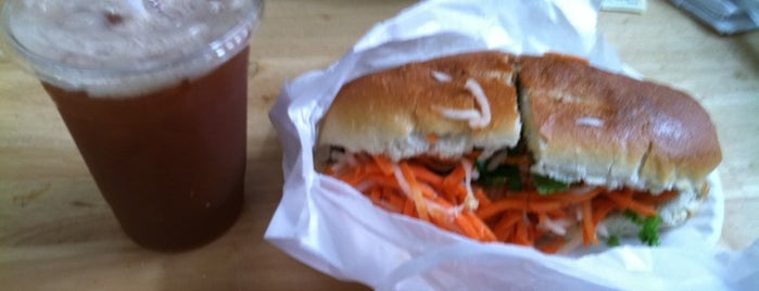 Hanco's Bubble Tea & Vietnamese Sandwich is one of Discovering South Slope.