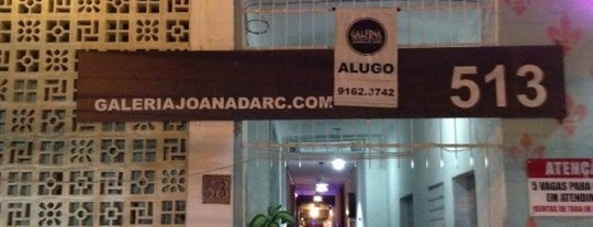 Galeria Joana D'Arc is one of Mayor list :).