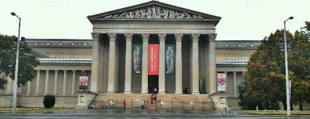 Szépművészeti Múzeum is one of Must Do's in Budapest.