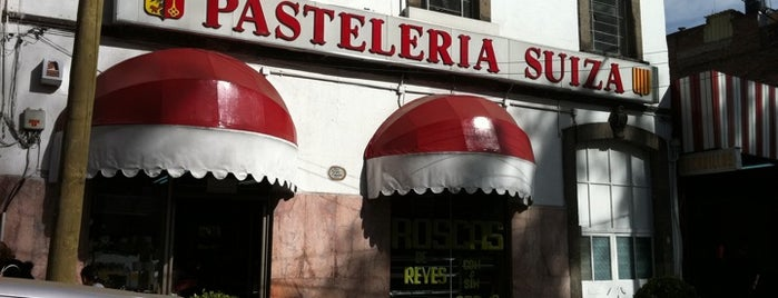 Pastelería Suiza is one of Some best places of Mexico City..