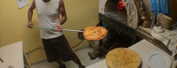 Pizzeria Italiana Bella Napoli is one of Mexico! Traigame El Pulque!.