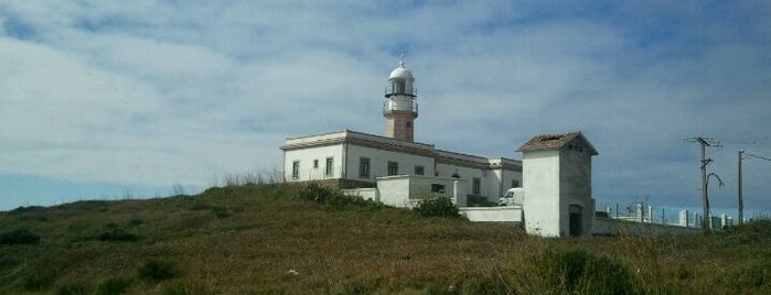 Faro de Lariño is one of Faros.