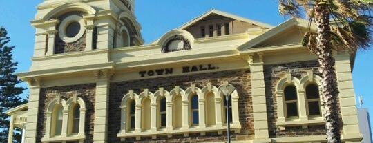 Glenelg Town Hall is one of Around The World: SW Pacific.