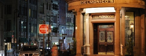 Delmonico's is one of NYC Restaurant Week Uptown.
