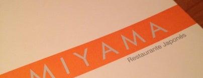 Miyama is one of Comer en Madrid.