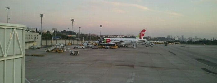 Aeroporto de Lisboa Humberto Delgado (LIS) is one of Airports in Europe, Africa and Middle East.