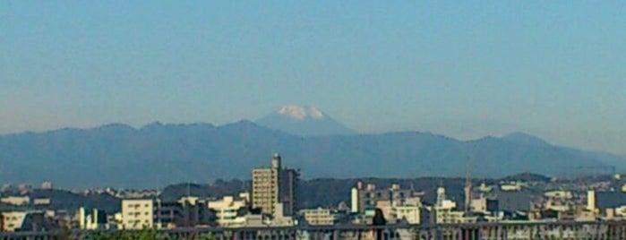 富士見橋 is one of せたがや百景 100 famous views of Setagaya.