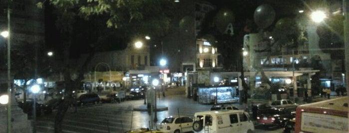 Plaza Primera Junta is one of BsAs.