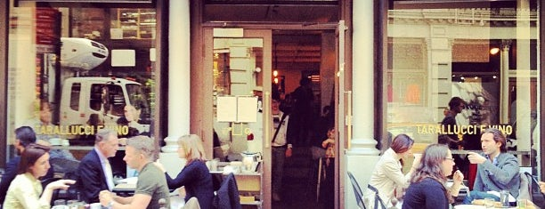 Tarallucci e Vino Restaurant is one of Must-Visit Eats/Drinks in NYC.