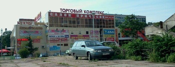 ТК «Клондайк» is one of Торговые центры в Санкт-Петербурге.