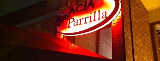 Bracia Parrilla is one of Restaurantes, Bares e Coffee Shops favoritos.