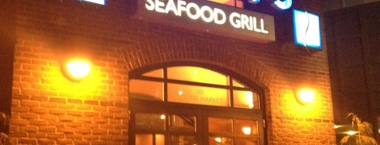Banks' Seafood Kitchen & Raw Bar is one of Do: Wilmington ☑️.